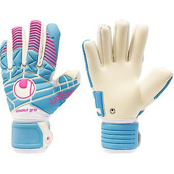 UHLSPORT TIGHT ABSOLUTGRIP HN Goalkeeper Gloves Size