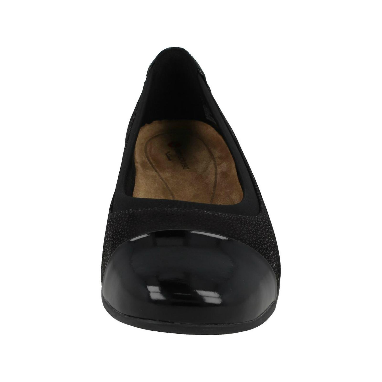 Dames ongestructureerd door Clarks casual schoenen un Darcey Cap xuNmts