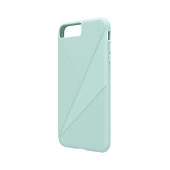 Verizon Textured Silicone Tough Slim Shell Case for Apple iPhone 7 Plus - Mint