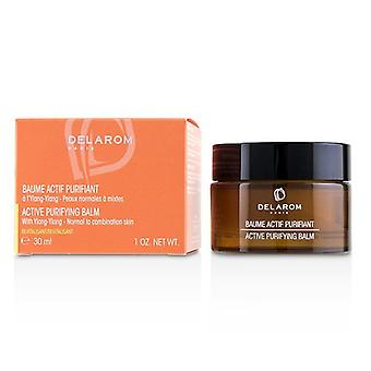 DELAROM Active Purifying Balm - For Normal to Combination Skin 30ml/1oz