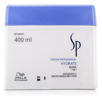 Wella SP Hydrate mascarilla (intensivo hidrata el cabello seco) 400ml / oz 13,33