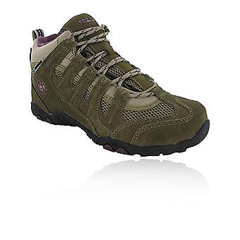 Hi-Tec Quadra Mid WP Women's Walking Boots - AW19