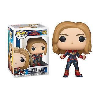 Pop! Marvel: Kapteeni Marvel-Kapteeni Marvel