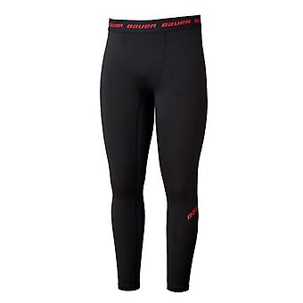 BAUER Essential kompressions Baselayer byxor-Senior