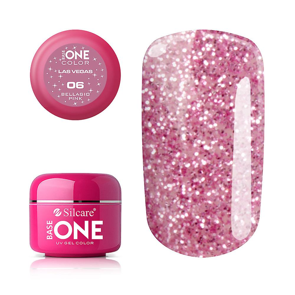 Base one - Las vegas - Bellagio pink 5g UV-gel