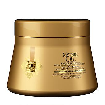 L'Oreal Mythic Oil Light Masque Normal to Fine Hair 500ml
