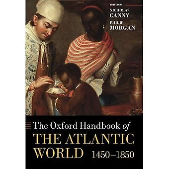 El manual de Oxford del mundo Atlántico