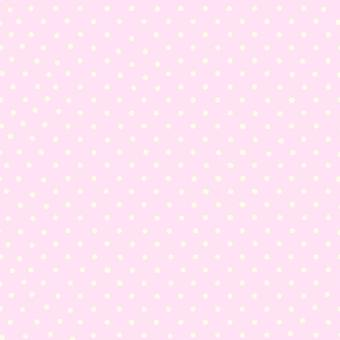 Polka Dot Wallpaper Pink and White Debona 6321
