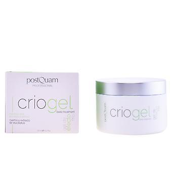 PostQuam Criogel frio efeito 200 Ml para as mulheres