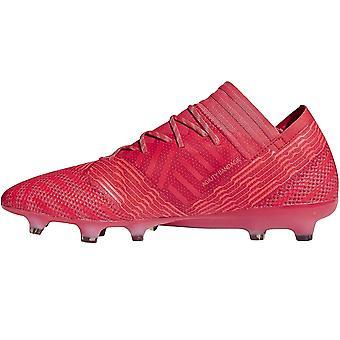 adidas Performance Mens Nemeziz 17.1 Firm Ground Training Football Boots - Red
