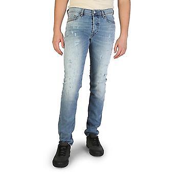 Diesel men's jeans tepphar blue 00ckrj