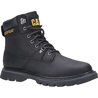 Caterpillar Mens Ryman Waterproof Lace Up Chukka Ankle Boots