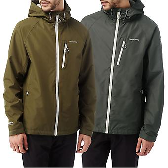 Craghoppers Mens Fenton Waterproof Breathable Lightweight Jacket