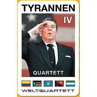 Tyranni IV kvartetin korttipeli