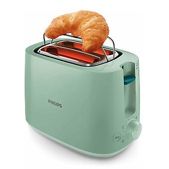 Philips HD2581/60 830W Green Toaster