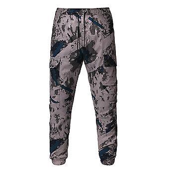 Allthemen Men's Casual Cool Camouflage Drawstring Sport Capri-pants
