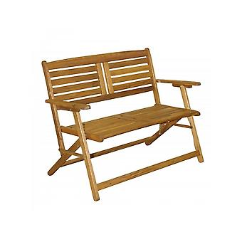 Royalcraft Folding 2 Seater Bench
