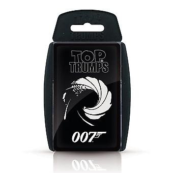 Top Trumps James Bond 007
