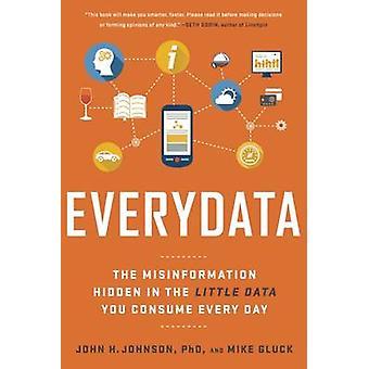 Everydata by Johnson & John H.