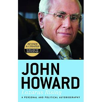 Lazarus Rising (Revised edition) by John Howard - 9780732298876 Book