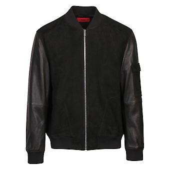 Lunis Suede Leather Jacket