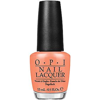 OPI Nagellack - Is Mai Tai Crooked? NLH68