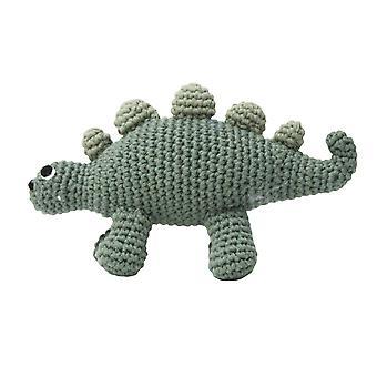 Sebra - baby rattle - dino
