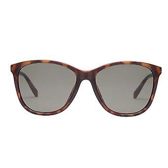 Le Specs Entitlement Tortoise Cat Eye Sunglasses