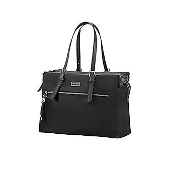 SAMSONITE ORGANISED SHOPPING 14.1' (BLACK) -KARISSA BIZ� Bagaglio a mano 47 cm Nero