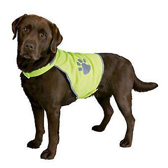 Trixie Chaleco de seguridad reflectante perros, M (Dogs , Dog Clothes , Waistcoats)