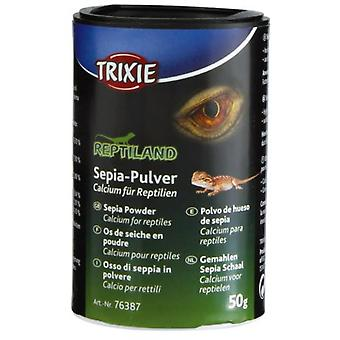Trixie Sepia Powder calcium source for reptiles
