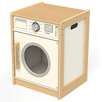Tidlo Wooden Washing Machine - Play Kitchen Accessories