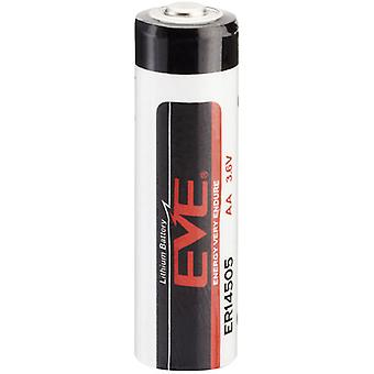 EVE ER14505 AA Size 2600mAh Lithium Battery Cell 3.6V 233702