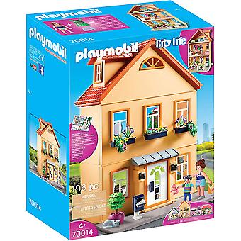 Playmobil 70014 City Life My Town House 196PC Playset