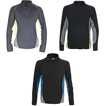 Trespass Mens Wrestle Active Base Layer Top