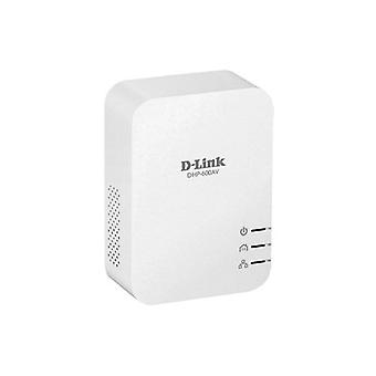 Powerline D-Link DHP-601AV Blanc