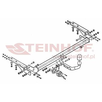 Steinhof Tow Bars And Hitches for C4 2004 to 2010