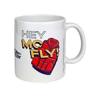 Back to the Future, Mug - Hey McFly