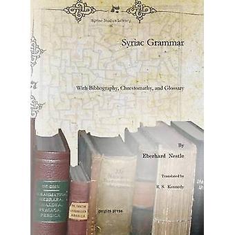 Syriac Grammar by Nestle & Eberhard