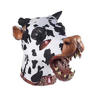 Deluxe afgeslachte Daisy de koe Head Prop