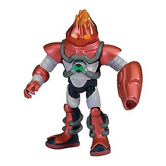 Ben 10, Action Figure - Omni-Kix Armor Heatblast
