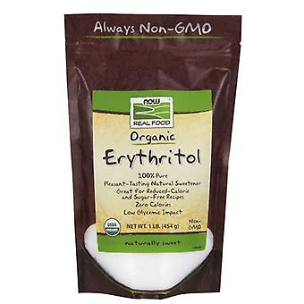 Now Foods Erythritol Organic 454 gr