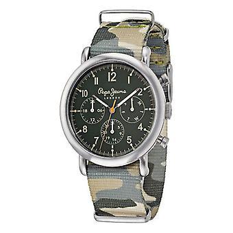 Herren's Uhr Pepe Jeans R2351105010 (43 mm)