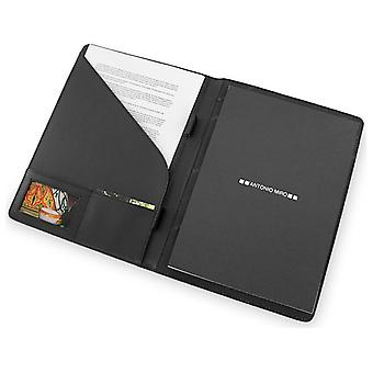 Folder with Accessories Antonio Miró 147296/Black