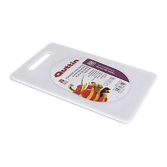 Chopping Board Quttin White/33 x 20 x 0,6 cm