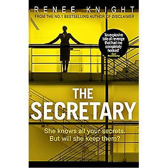 The Secretary by Renee Knight - 9781784160289 Book