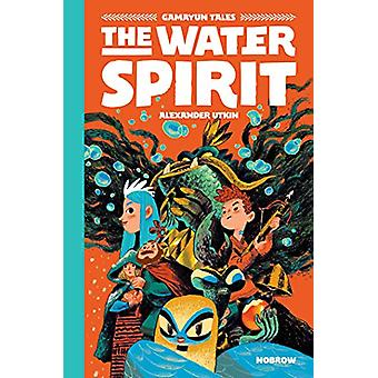 The Water Spirit by Alexander Utkin - 9781910620489 Book
