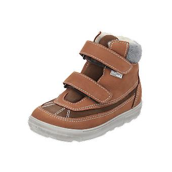 Pepino FREDDY Kids Boys Boots Brown Lace-Up Boots Winter