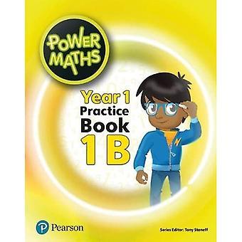 Power Maths Year 1 Pupil Practice Book 1B