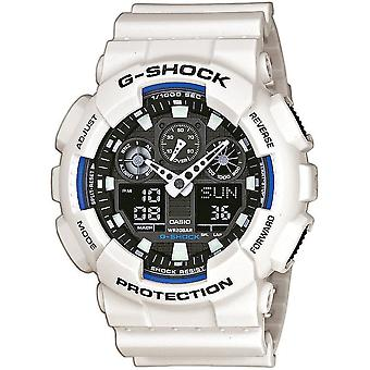 Herrenchrono Casio G-shock часы GA-100 B-7AER